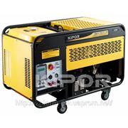 Дизельный генератор (электростанция) KDA12ЕAO3 фото