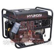 Бензиновый генератор Hyundai HHY 7000FE фото