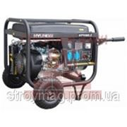 Бензиновый генератор Hyundai HY 9000 LE фото