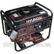 Бензиновый генератор Hyundai HHY 5000F фото