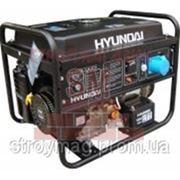 Бензиновый генератор Hyundai HHY 9000FE ATS фото