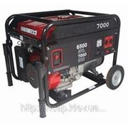 Бензиновый генератор Rotex RX 7000E фото
