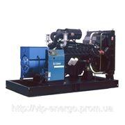 Дизельный генератор мощностью 440 кВА с двигателем Doosan фото