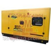 Дизельный генератор SGS 50-3SDP.T240 фото