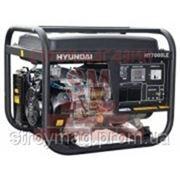 Бензиновый генератор Hyundai HY 7000LE фото