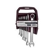 Набор ключей комбинированных 8-19 мм, 8 предметов, CWS0008, Thorvik фото