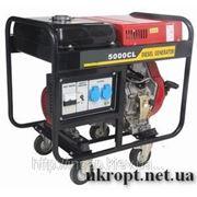 Дизельный генератор Rotex RX 500 CLЕ фото