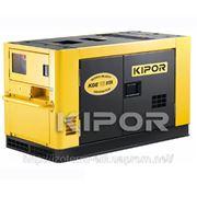 Дизельный генератор (электростанция) KDA12STAO3 фото