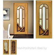 Дверь шпонированная Мария ДО фото