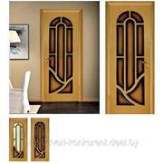 Дверь шпонированная Мария ДГ фото