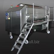 Автоматический пневматический пресс для сока - комплектации фото