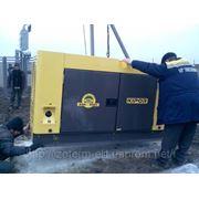 Дизельный генератор (электростанция) KDА45SSTО3 фото