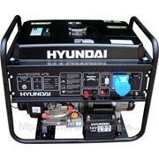 Генератор бензиновый HYUNDAY HHY 9000 FE ATS фото