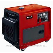 Генератор EINHELL RT-PG 5000 D Максимальная мощность: 4,8 кВт, Мощность двигателя: 10, Объем топливного бака: 16, Питание: дизель, Тип: Синхронный, фото