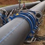 Реконструкция трубопровода, ремонт трубопровода, технология ремонта трубопровода Одесса фото