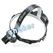 Налобный фонарь BL-6670 фото