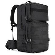 Рюкзак 55 литров черный фото