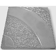 Формы для тротуарной плитки «Золотое сияние» глянцевые пластиковые АБС ABS фото