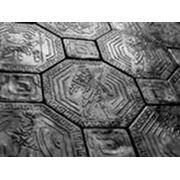 Формы для тротуарной плитки «Греция малая» 1.06 глянцевые пластиковые АБС ABS фото