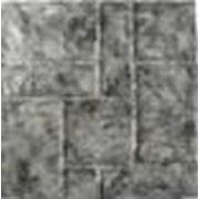 Формы для тротуарной плитки «Шербурд» глянцевые пластиковые АБС ABS фото
