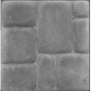 Формы для тротуарной плитки «Старый город- Пять элементов» глянцевые пластиковые АБС ABS фото