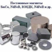 Постоянные магниты и магнитные устройства фото