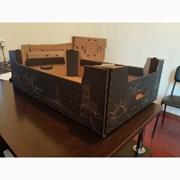 Ящики из гофрокартона для упаковки фруктов иовощей фото