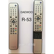 Пульт DAEWOO R-53 оригинальный фото