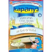 Каша Карапуз молочная рисовая фото