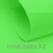 Лист вспененного материала фоамиран , салатовый фото