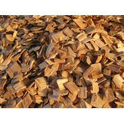 Щепа технологическая лиственных пород марки ПВ ГОСТ 15815-83 фото