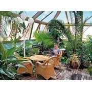 Сады зимние из алюминия фото