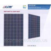 Солнечная батарея 250Вт 24В / LDK-250P-20 фото