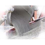 Товарный бетон П3 с противоморозной добавкой t-10ºC фото