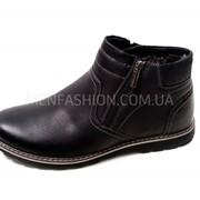 Ботинки мужские Forra чёрного цвета фото