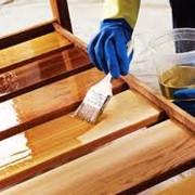 Лакирование древесины, заказать Львовская область фото