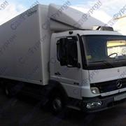 Изотермический фургон Hyundai HD 78 фото