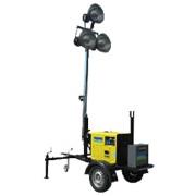 Вышка осветительная ALT 4200D, Вышки осветительные, Мобильная осветительная установка «Световая башня» фото