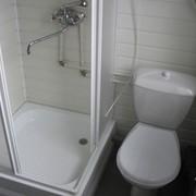 Бытовка - душ, для дачи и стройки фото