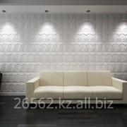 Декоративные 3D-панели для стен Comb фото