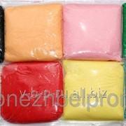 Мастика сахарная черная фото