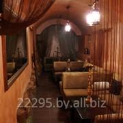 Мебель для баров,кафе и ресторанов из массива. фото