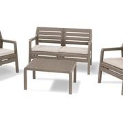 Набор пластиковой мебели Делано Сет фото