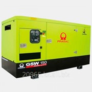 Генератор дизельный Pramac GSW 150P (110720Вт) фото