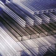 Листы поликарбонатные монолитные,сотовые фото