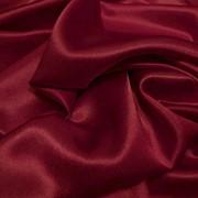 Атлас однотонный тонкий цвет бордовый (А 34/200) фото