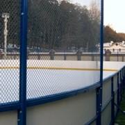 Площадки хоккейные фото