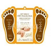 Жидкий пилинг для ног Mijin Soft Miracle Peeling Pack фото