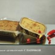 Паштет мясной «Деликатесный» с паприкой фото
