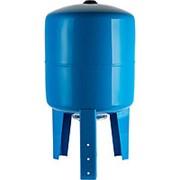 STOUT Расширительный бак, гидроаккумулятор 500 л. вертикальный (цвет синий) фото